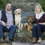 Photos of dogs and owners Loudoun County VA