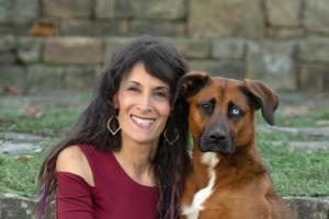 Photo of award-winning pet photographer Ellen Zangla, owner of Ellen Zangla Photography
